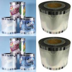 Cup Sealer Film